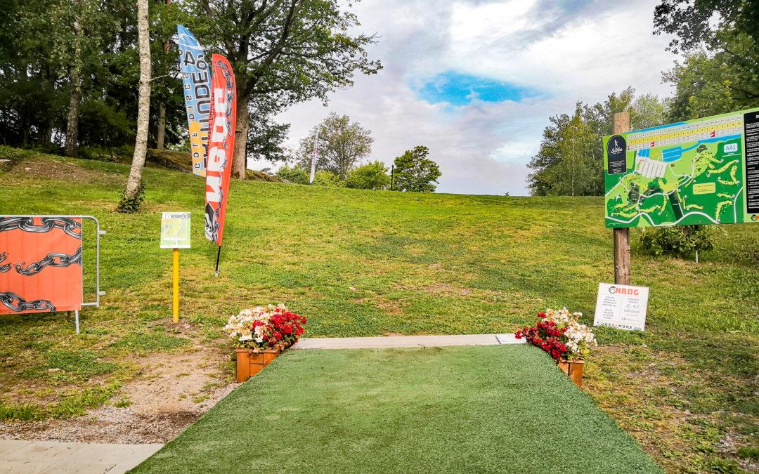 Sibbe Disc Golf siirtyy kesähinnastoon